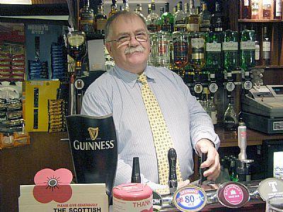bar steward